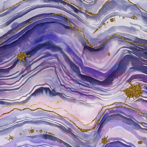 purple geode