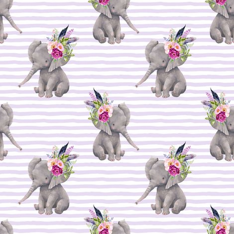 Rlilacbohoelephantlilacstripes_shop_preview