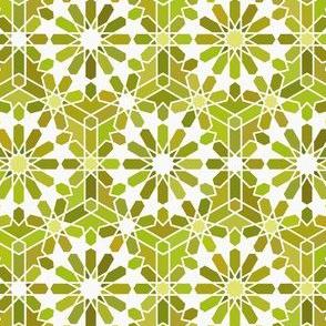 Lime Zellige