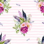 Rlilacbohemianfloralswithfeatherspinkstripes_shop_thumb