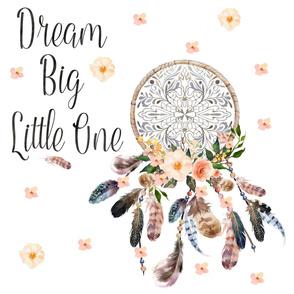 "27""x36"" Dream Big Little One Dream Catcher"