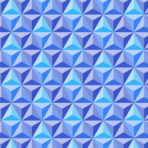 Hex blue mix (epcot)