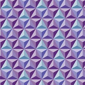 Hex nice (dark) purple - Epcot