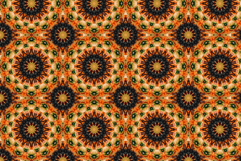 Marakesh Mandala01b fabric by mishimoqua on Spoonflower - custom fabric