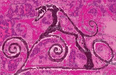 PlayfulHoundsInTheROSIEcurls-& violet