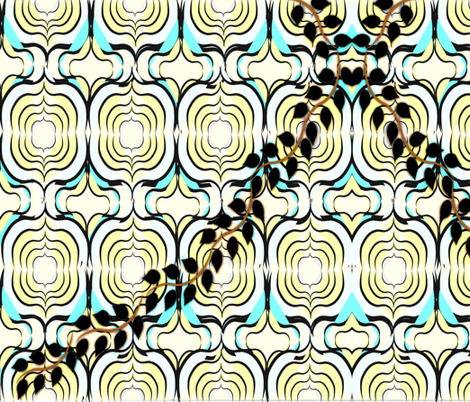Marrakesh Summer fabric by gracelillydesigns on Spoonflower - custom fabric