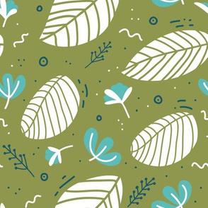 Spring 7 - Green