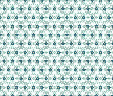 OntheWall fabric by fair_mountain_arts on Spoonflower - custom fabric