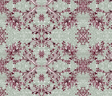 Decent and elegant party fabric by palusalu on Spoonflower - custom fabric