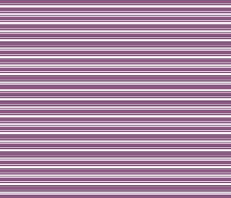 Purple Stripes fabric by applebutterpattycake on Spoonflower - custom fabric