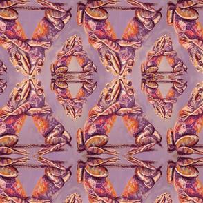 Frog Carpet