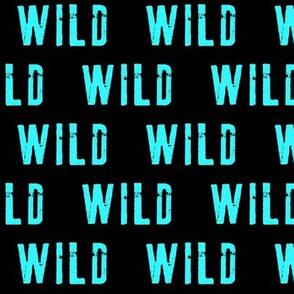 WILD (bright blue)