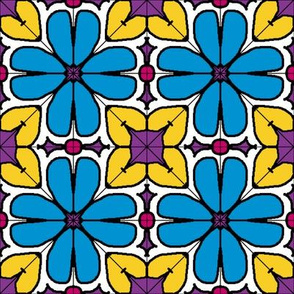 Marrakesh Bold tile larger