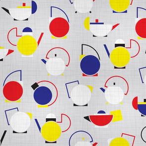 Bauhaus Confet-TEA