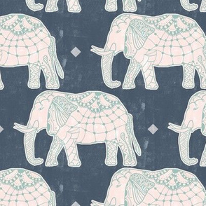 Thailand - Elephant Coordinate