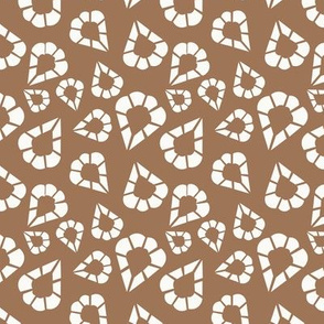 Inspired by Punto in Aria Cream on Brown