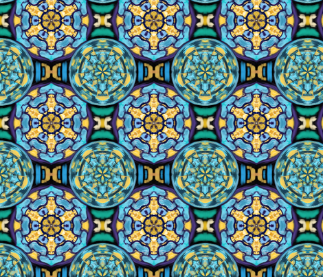 Marrakesh fabric by ficklemuse on Spoonflower - custom fabric