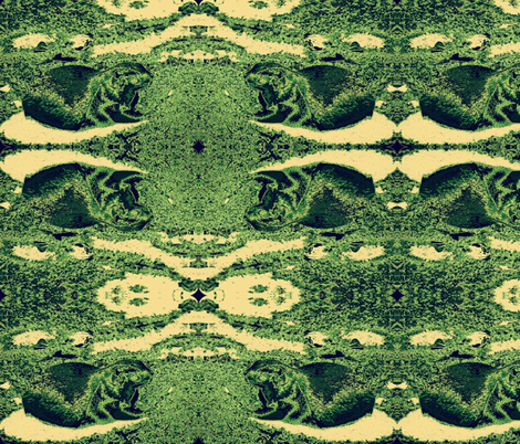 wild fabric by quest on Spoonflower - custom fabric