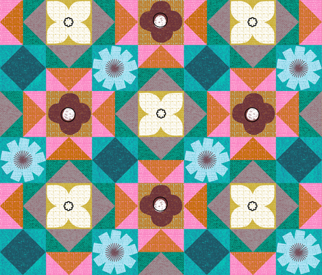 colors of morocco fabric by ottomanbrim on Spoonflower - custom fabric