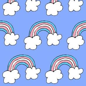 Trans Pride Rainbow