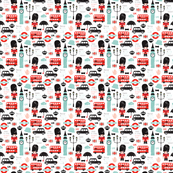 Crazy for London UK kids pattern XXS