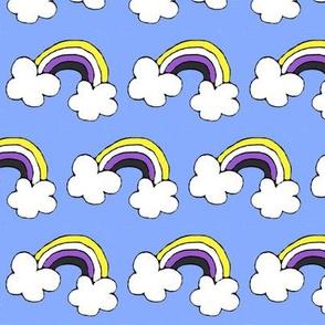 Non Binary Pride Rainbow