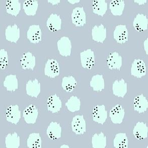 turq gray pattern
