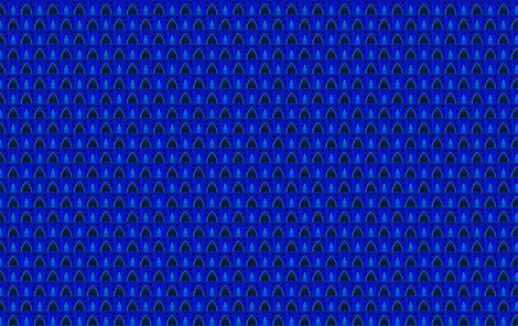 Marrakesh Blues fabric by cloudsong_art on Spoonflower - custom fabric