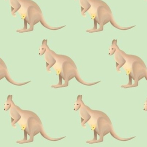 Kangaroo Ma, Green