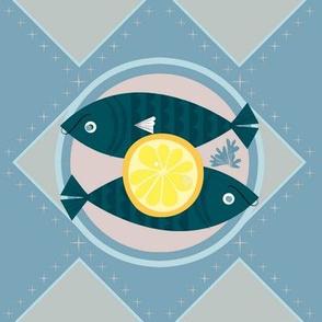 Fish coarse.(Large version)