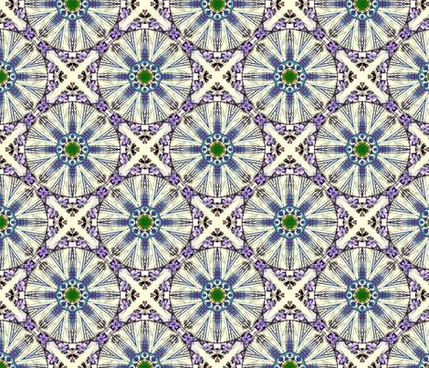 Marrakesh Circles fabric by mugglz on Spoonflower - custom fabric
