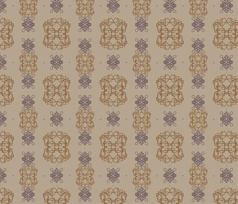 Modern Morocco fabric by miah_bryant on Spoonflower - custom fabric