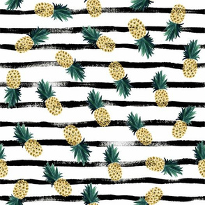 Pineapples-Stripe