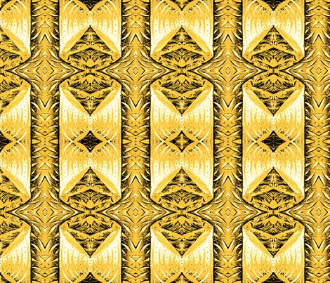 CakeDragstripTiger fabric by tjrobertson on Spoonflower - custom fabric