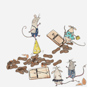 Mice In The Attic 3