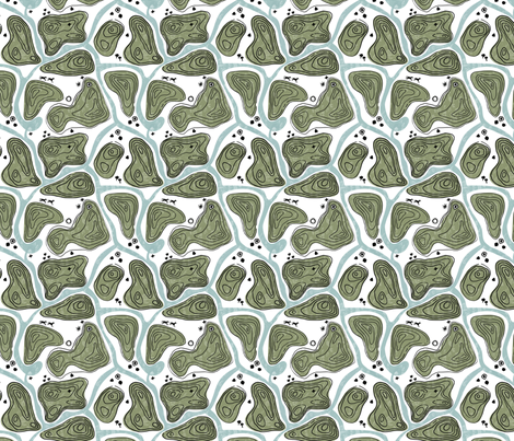 Topography fabric by janetdrummond on Spoonflower - custom fabric