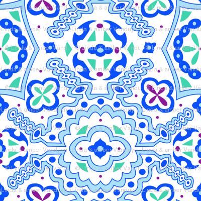 Marrakesh print