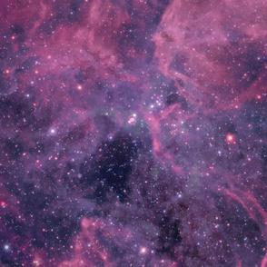 Purple Pink Galaxy