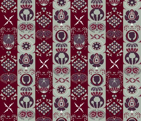 Holiday2 fabric by tjrobertson on Spoonflower - custom fabric