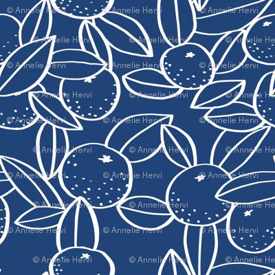 Navy Clementine Vine