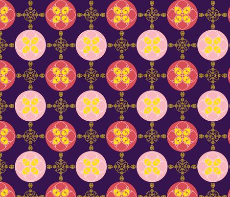 Marrakesh-spoonflower-01 fabric by little_laughing_studio on Spoonflower - custom fabric