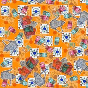 Tea and Tiles
