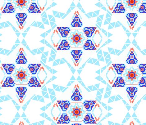 marrakeshprint fabric by ishita_v on Spoonflower - custom fabric