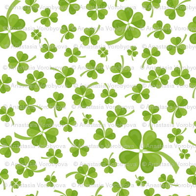clover pattern 2