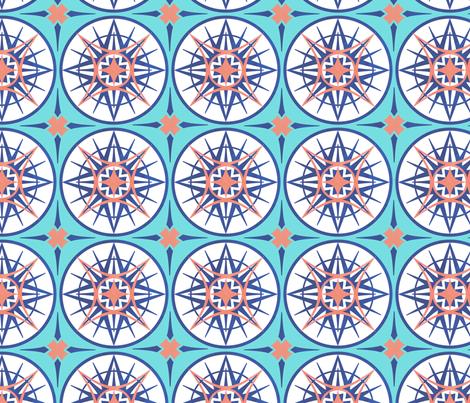 marrakesh pattern fabric by cafelab on Spoonflower - custom fabric