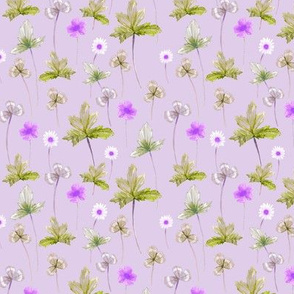Meadow 1A Pale Lilac