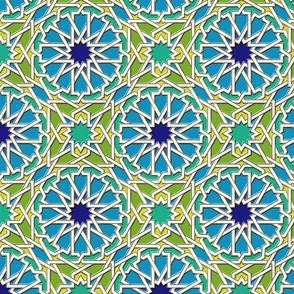 arabic tiles D1 ef