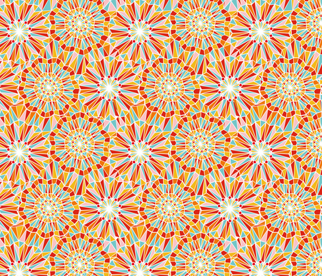 maroc-mood fabric by louise_besnier on Spoonflower - custom fabric