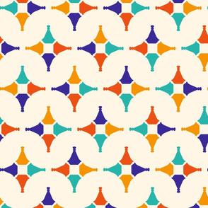 Tajines pattern