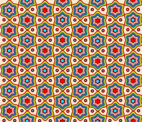 THE PALACE FLOOR-02 fabric by soobloo on Spoonflower - custom fabric